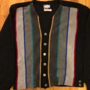 Vintage Sweaters - Vintage early-to-mid 60s cardigan.